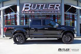 Ford F150 Truck Rims - ford f150 with 22in fuel maverick wheels exclusively from butler