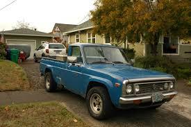 mazda pickup old parked cars 1974 mazda repu