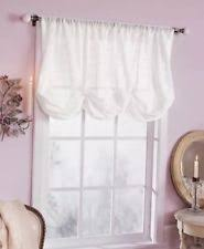 Shabby Chic Window Panels by Simply Shabby Chic Embroidered Batiste White Curtain Window Panel
