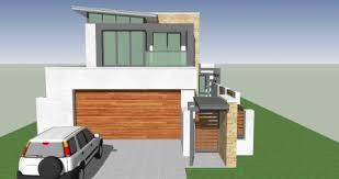 narrow home designs lot narrow plan house designs interesting narrow block home