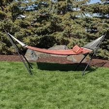 universal black hammock stand free shipping today overstock