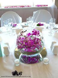 orchid centerpieces best 25 orchid wedding centerpieces ideas on blue