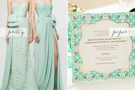 Mint Green Wedding 2013 Wedding Trends Mint Green Wedding Theme Ecinvites Com