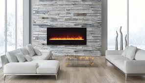 Electric Fireplace Wall by Amantii Wm Fm 50 Bg Electric Fireplace Electric Flames
