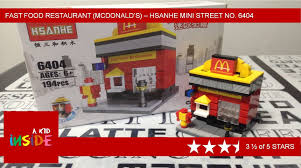fast food restaurant mcdonald u0027s hsanhe mini street no 6404