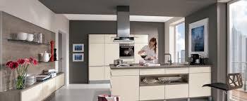 showroom cuisine meubles de cuisine droite avec îlot central touch showroom du