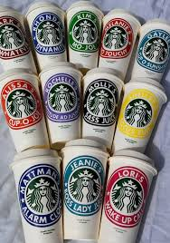 personalized gift ideas personalized starbucks cup travel mug teacher tumbler