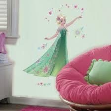 Disney Frozen Bedroom by Disney Frozen Fever Elsa Giant Wall Decals Roommates