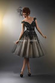 aliexpress com buy dazzling v neck lace applique black tulle