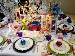 mardi gras table decorations christmas table decorations