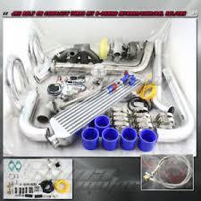 b series turbo turbocharger cast manifold kit b16 b18 b20 integra