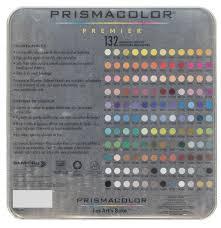 prismacolor pencils prismacolor colored pencils 132 set 007094 details rainbow