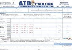 Estimate For Painting House Interior by Amazing Interior House Painting Quotes Exterior Painting Estimate