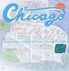 West Chicago Map by 24 Hours In Chicago With Sprout Home U2013 Design Sponge