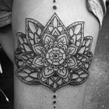 35 stunning lotus flower tattoo design