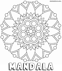 mandala coloring pages coloring pages download print