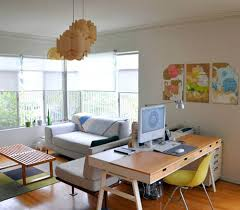 Living Room Office Combo Best Living Room Office Combo Images On - Home office in living room design