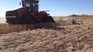 schulte fx530 cutting hemp straw near hafford sk youtube