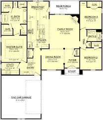 country style house plan 3 beds 2 00 baths 1952 sq ft plan 430 72
