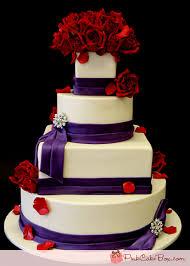 big wedding cakes purple brooch wedding cake wedding cakes