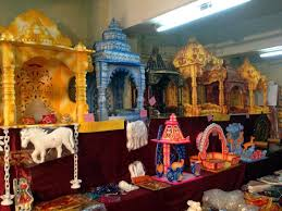 temple decoration ideas for home home temple decoration lights wanker for