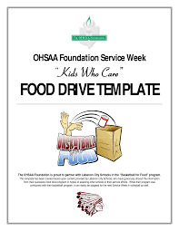 food drive poster template free 8 best images of donation drive flyer template donation request