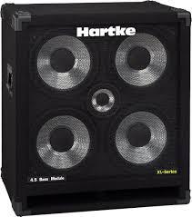 hartke 410xl bass cabinet hartke 4 5xl bass cabinet zzounds