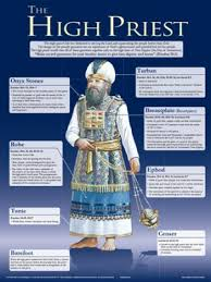 high priest breast plate high priest s garments laminated wall chart timothy paul jones