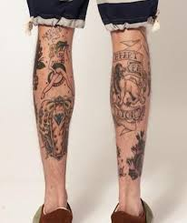 38 best legs for men cool tattoo images on pinterest calves