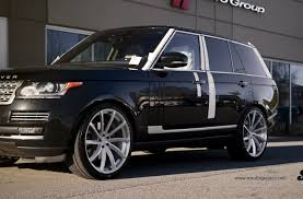 range rover autobiography rims range rover vogue on pur wheels range rover pinterest range