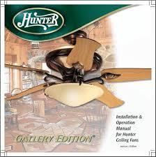 hunter fan company service department tx19 remote control for ceiling fan l user manual 41874 01 rev 05