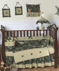 Camo Crib Bedding Sets Baby Nursery Funny Pink Elephant Theme Jojo Baby Bedding Sets