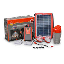 Solar Home Lighting System - amazon com d light d20 home solar power system discontinued by