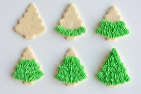 how to make tree sugar cookies