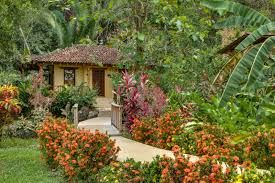 Casitas by Spanish Casitas At Sleeping Giant Rainforest Lodge