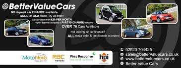 Light Companies With No Deposit Better Value Cars Home Facebook