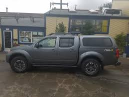 nissan frontier 2016 nissan frontier atc colorado kad gray suburban toppers