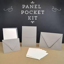wedding invitation kits diy cards pockets