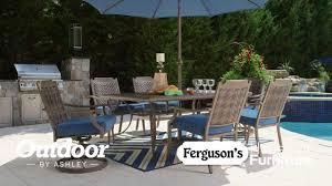 Ashley Outdoor Furniture Ferguson U0027s House Of Furniture Outdoor By Ashley Youtube