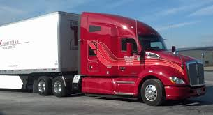 paccar trucks the newsroom zimmerman truck lines receives long distance