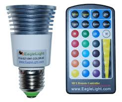 5w led color changing light bulb
