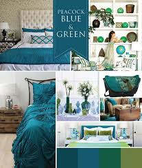 Luxury Peacock Color Scheme Bedroom  Love To Cool Bedroom Paint - Color theme for bedroom