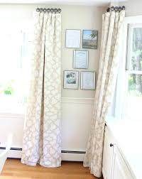 ways to hang pictures different ways to hang pictures how hang sheer curtains in