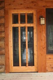 Lowes Wood Doors Interior Wooden Screen Doors Lowes Wood Screen Doors In Home Ideas Style