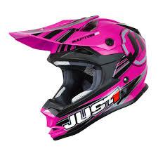 pink motocross helmet just 1 j32 raptor mx helmet pink sm u2013 black oak motorcycle