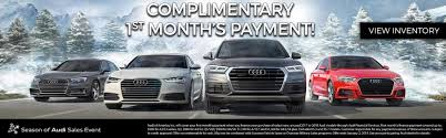 audi car payment login pre owned audi cars los angeles ca