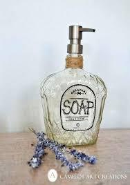 personalized soap personalized soap dispenser patron bottle soap dispenser