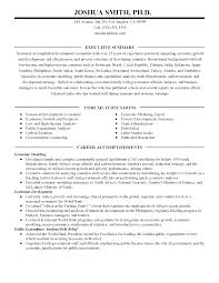 Cleaner Resume Template 100 Great Executive Resume Examples Outstanding Waitress