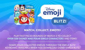 clean emoji emoji blitz disney australia games