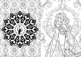 art coloring disney frozen 100 images inspire creativity